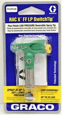Graco FFLP518 RAC X FF LP SwitchTip - New in Package