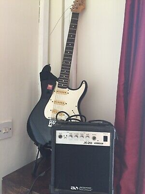 Electric Guitar - And Amp