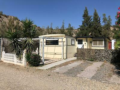 static mobile home for sale spain £22.500 ovno relisted due to time wasting