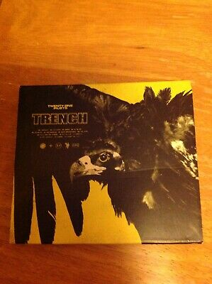 TWENTY ONE PILOTS TRENCH  - CD (Released October 5th 2018) With Sleeve