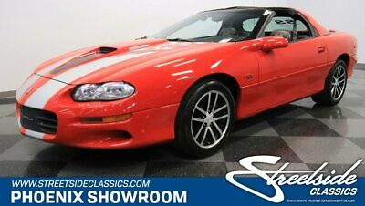 2002 Chevrolet Camaro SS 35TH ANNIVERSARY LS1 V8 Auto 4L60E Classic Vintage Collector Original Actual Low Red Super Sport