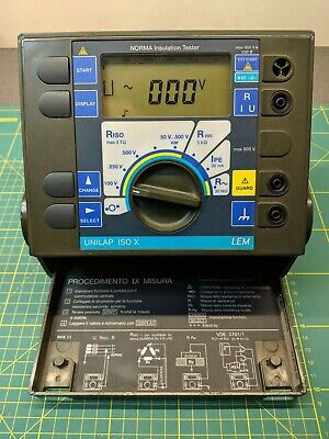 Norma Insulation tester / megger / isolation tester