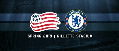 New England Revolution VS Chelsea FC | OFFICIAL MATCHDAY PROGRAMME