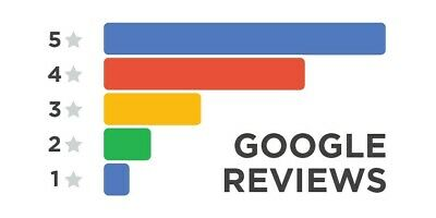 5 star google review to increase Buyer Confidence & SEO - FAST DELIVERY