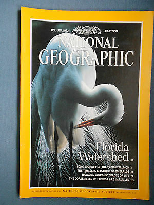 National Geographic Vol. 178 # 1, July 1990