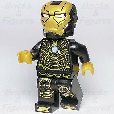 New Marvel Super Heroes LEGO® Iron Man Mark 41 Minifigure 76125 Avengers Endgame