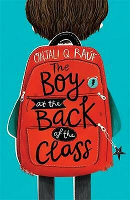 Boy At the Back of the Class by Onjali Q. Rauf Paperback Book Free Shipping!