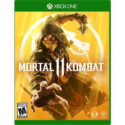 Mortal Kombat 11 Xbox One No Cd No Key