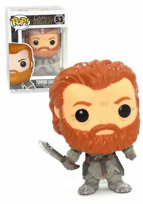 Funko Pop! Game of Thrones Tormund Giantsbane #53 EXCLUSIVE LIMITED EDITIONS DHL