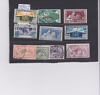 Timbres France Anciens Obliteres Lot N° 3