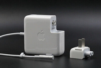 Original Apple 60W Power Adapter MacBook Pro 13 Charger for A1344 A1278 A1185
