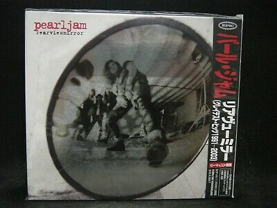PEARL JAM Rearviewmirror JAPAN 2CD (IMPORT WITH OBI ETC.ADDED) Temple Of The Dog