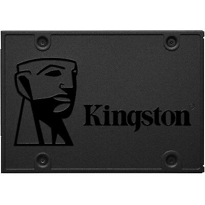 New Kingston 480GB SSD 2.5 Inch SATA III Internal 480GB A400 Solid State Drive