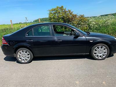 Ford Mondeo 2.2 TDCi 2005 Ghia X + DIESEL + FULL CREAM INTERIOR + 2 KEYS + 5 DOO