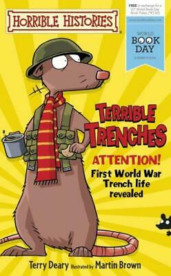 Terrible Trenches - Terry Deary - Scholastic - Good - Paperback