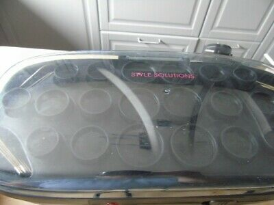 Boots Style Solution Heated Hair Rollers Had For Xmas Never Used