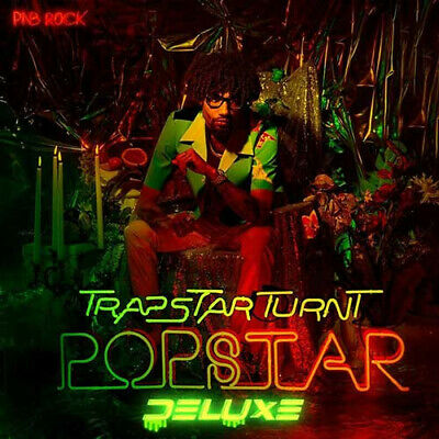 PnB Rock-TrapStar Turnt PopStar Deluxe Promo Mixtape 2019
