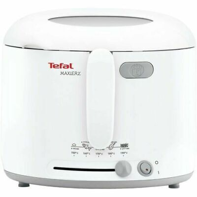 Tefal FF123140 Deep Fryer 1.8 Litre Maxifry Compact in White