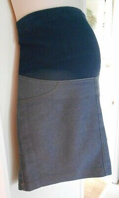 Maternity Comfortable Over Bump Summer Pencil Skirt *Size 16/18*