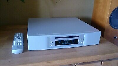 Linn Unidisk 2.1 high-end (sa)cd-/dvd-player, just replaced all driving belts