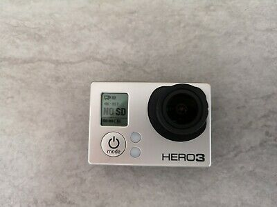 GoPro HERO3+ Black Edition Caméscope d'Action (CHDHX-302)