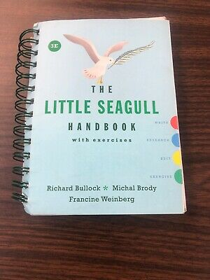 the little seagull handbook with exercises 3rd edition pdf free