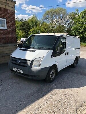 Ford Transit 2.2 280 cheap van reliable