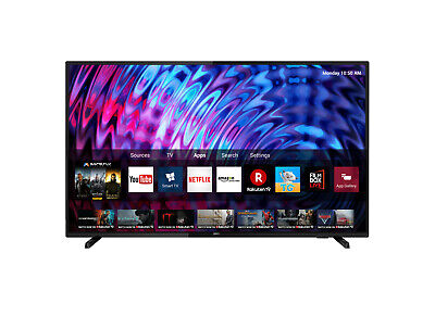 PHILIPS 50PFS5803/12 LED TV (Flat, 50 Zoll/126 cm, Full-HD, SMART TV)