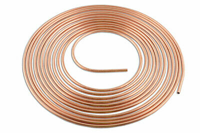 Connect 31136 Copper Pipe 1/4in. x 25ft - Pack 1
