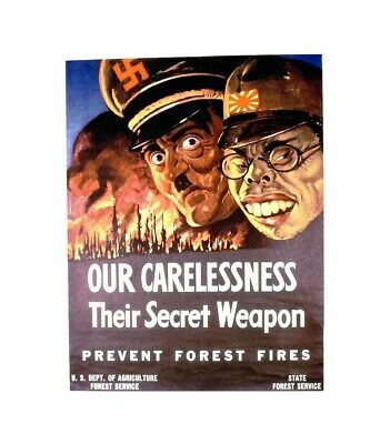 art images our carelessness their secret weapon patriotic propaganda poster