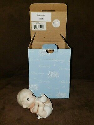 Precious Moments 2006 Bottoms Up Porcelain Figurine NEW Baby Boy Girl