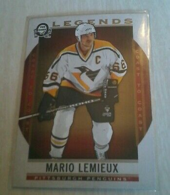 2018 19 Mario Lemieux 195 Legands  Coast To Coast Opc Canadian Tire