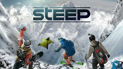 Steep Game PC(Worldwide)[24HRS Shipping][Global]