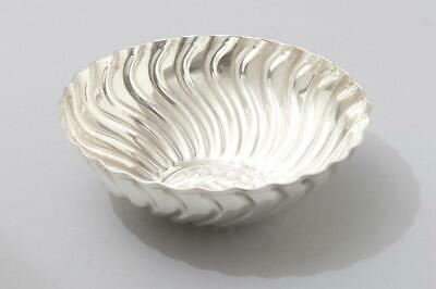 A .925 Continental Silver Bowl