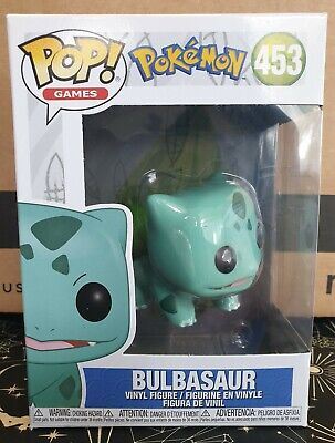 Funko Pop Vinyl - Games #453 Bulbasaur - New - Pokemon