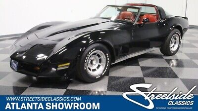 1980 Chevrolet Corvette -- NICE ORIGINAL COLORS, #S MATCHING MOTOR, CLEAN ORIG INTERIOR, GREAT DRIVER, A+