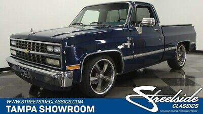 1986 Chevrolet C-10 Silverado custom factory power ac truck box original
