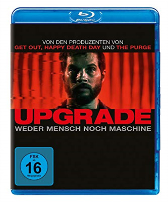 Upgrade - (German Import) Blu-Ray New