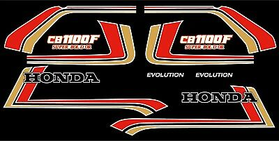 Dekorsatz Decals Honda CB 900/1100 F Bol d'or -Evolution- Freddie Spencer-