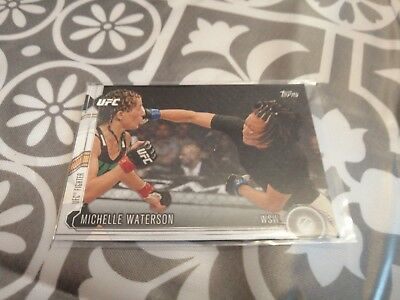 Michelle Waterson Topps UFC Trading Card 2015 Chronicles