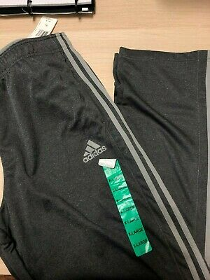 VARIETY SZ//CLRS NEW CLIMALITE MEN/'S ADIDAS CLIMACORE 3 STRIPE TRAINING PANT