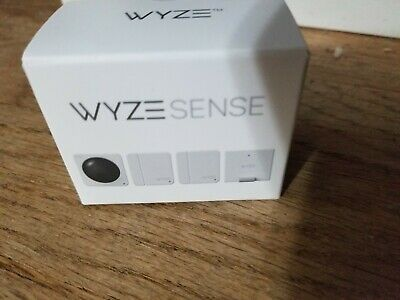 Wyze Sense security kit - 2 contact sensors and 1 motion sensor - Sealed