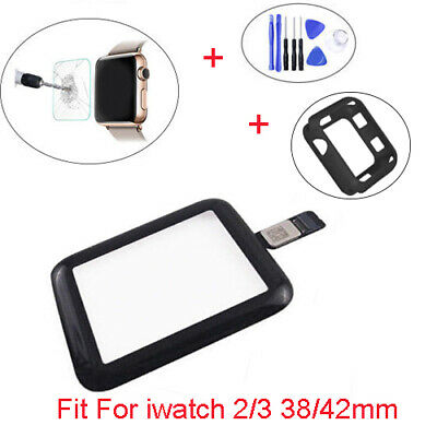 For Apple Watch iWatch Series 2 3 Touch Screen Digitizer-Front-Glass-Replacement
