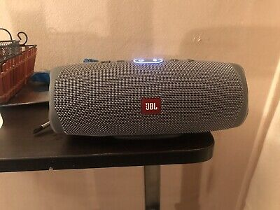 JBL CHARGE4GRY Charge 4 Portable Bluetooth Speaker - Grey