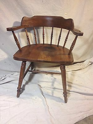 Chair Solid Oak Antique see12pix4size/details,Virginia Local pickup. MAKE OFFER