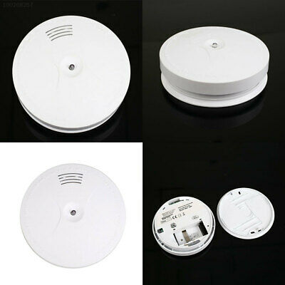 Wireless Smoke Detector Safety Shop Store Security System Cordless Alarm Alert