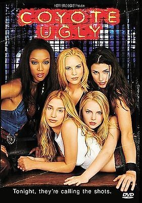 Coyote Ugly : NEW DVD : New Old Aus Stock : First Australian DVD Release : RARE