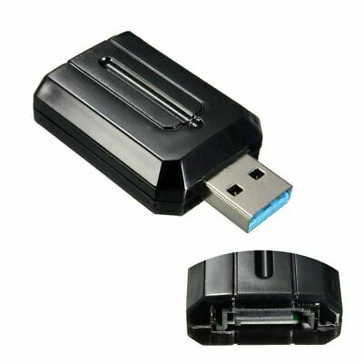 USB 3.0 To SATA External 5Gbps Converter Adapter For 2.5/3.5Inch Hard Disk P7D5