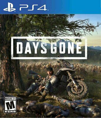 Days Gone - Playstation 4 *BRAND NEW & SEALED*