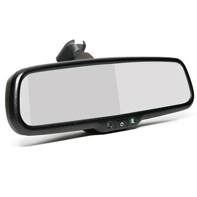 "4.3"" TFT LCD Color Monitor Car Reverse Rear View Mirror for Backup Camera"